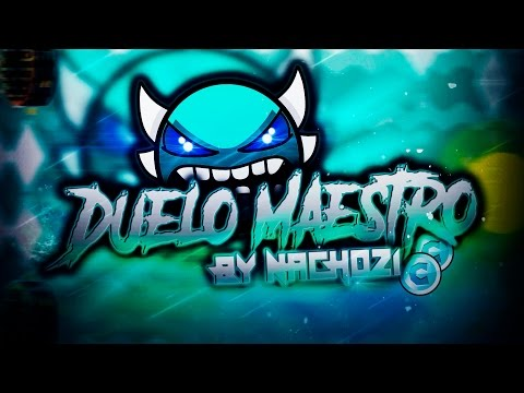 TWO BROTHERS, ONE INSANE DEMON LEVEL- Geometry Dash- Duelo Maestro By Nacho21.