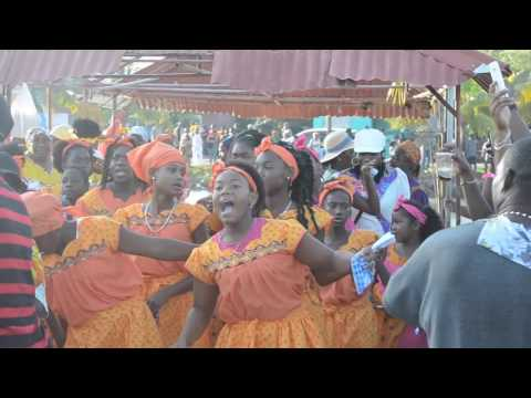 Dangriga; Garifuna Settlement Day 2016