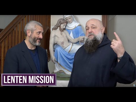 Lenten Mission with Father Isaac Mary Relyea (Promo Video)