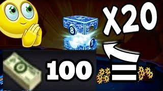 8 ball pool get legendary box with 5 cash