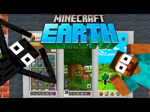 Monster School : Minecraft Earth - Minecraft Animation