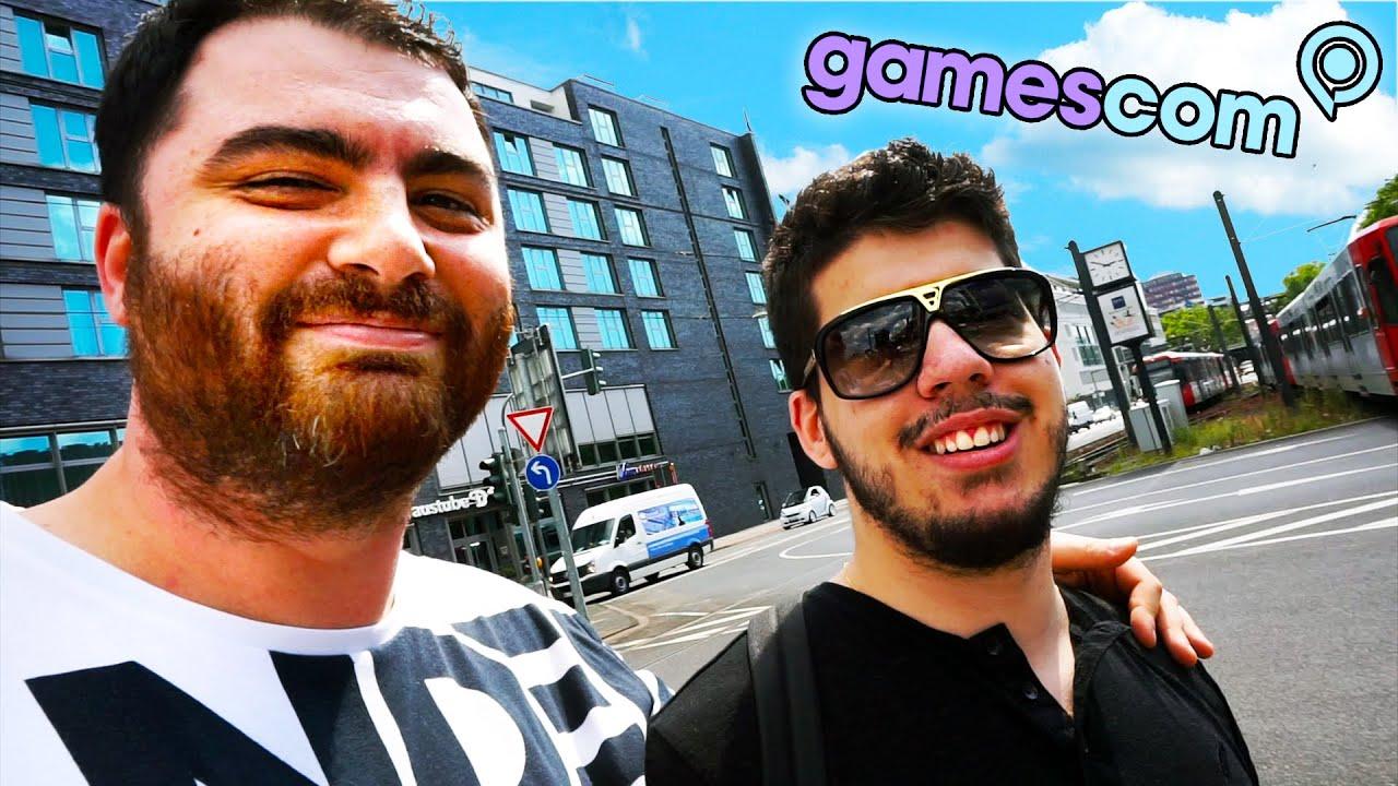Gamescom 2015 Youtube Gaming Area At Gamescom