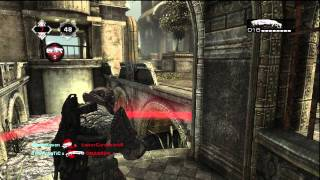 Gears Of War 2: Annex On Jacinto (Gameplay)