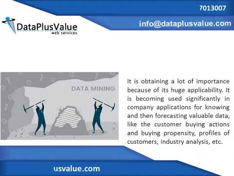 Why Hire Out Data Mining Service?