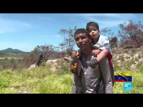 Venezuela: continúa la tensión en la frontera con Colombia y Brasil