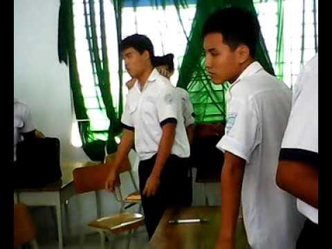 học sinh đánh nhau