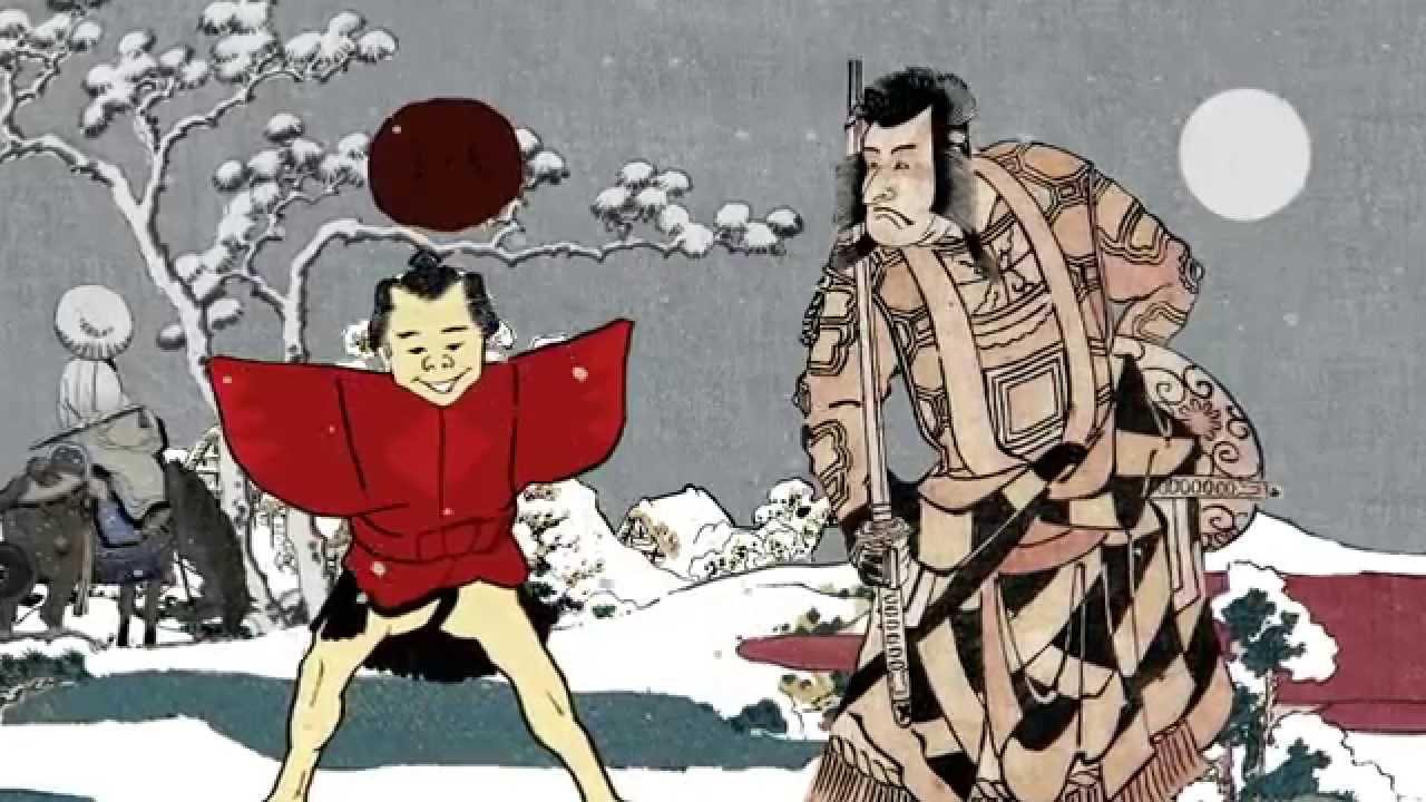 Hokusai : le teaser manga