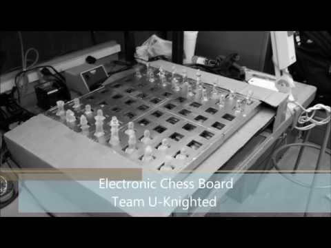 Georgia Institute of Technology Senior Design - Electronic Chess Board - Team U-Knighted