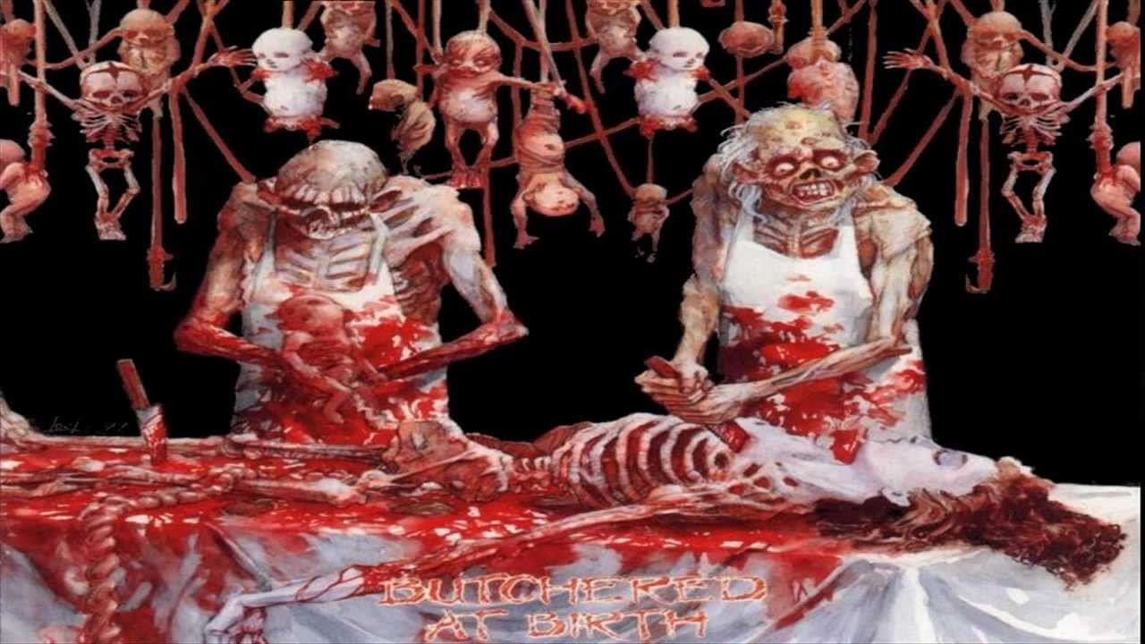 Cannibal Corpse Vomit The Soul High Quality Youtube
