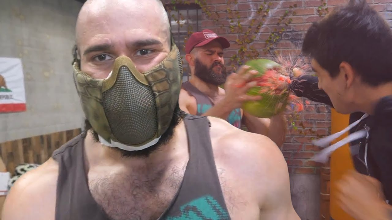 Punching Watermelons For The Gains