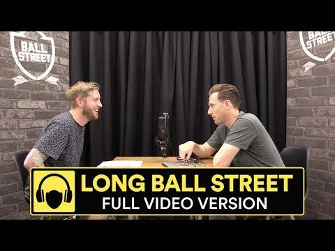PREMIER LEAGUE FIXTURES, FANLEAGUE CUP AND MAYWEATHER VS MCGREGOR | LONG BALL STREET PODCAST