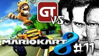GameTube VS. - Mario Kart 8 DLCs - #4 - Fritz vs. Michi vs. Daniel