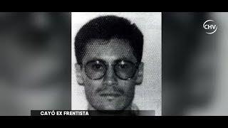 Capturaron a exfrentista acusado de la muerte de Jaime Guzmán - CHV NOTICIAS