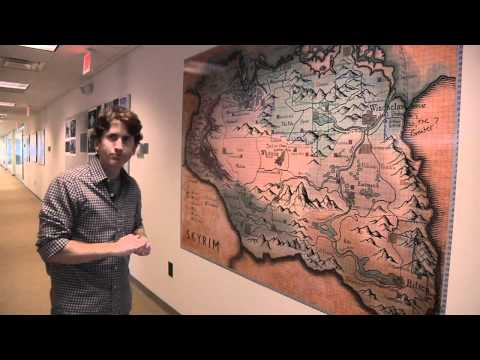 Tour Skyrim's Bethesda Game Studios With Todd Howard