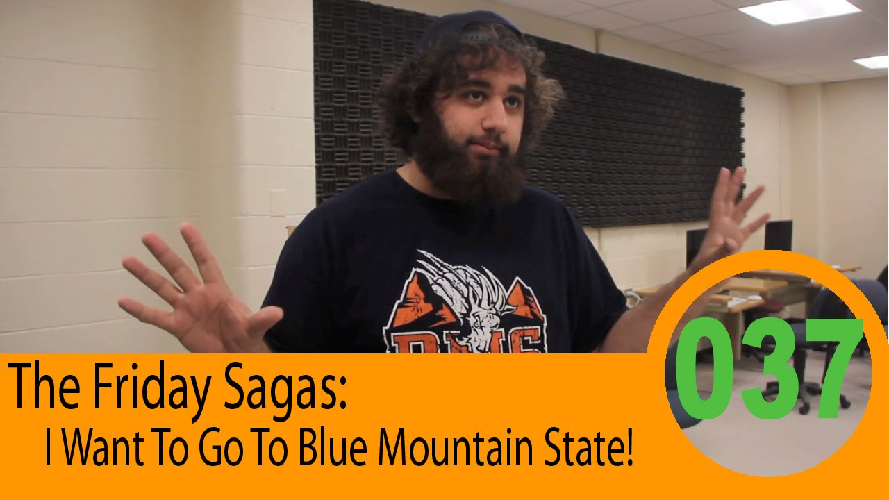 Download I Want To Go To Blue Mountain State!