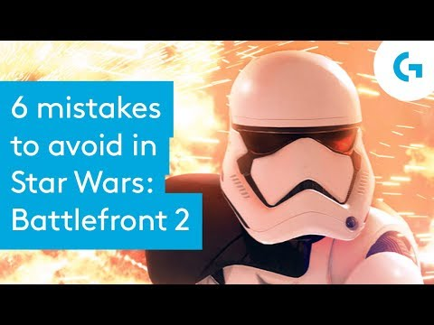 6 mistakes to avoid in Star Wars: Battlefront 2