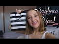 Sephora Makeup Haul - Tarte, Too Faced + More | Bec's Vlogs