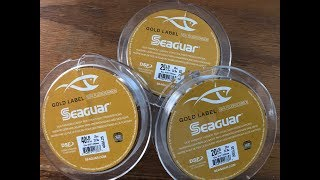 Seaguar Join the Kayak Fishing Show live to talk about new Gold Label fluorocarbon