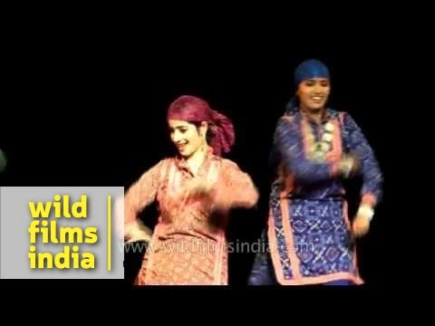 Gojari - pahari folk dance of Jammu and Kashmir