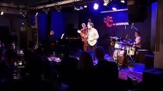 THOM and THE TONE MASTERS - Woody - Jazz Cafe Montparnasse - paris