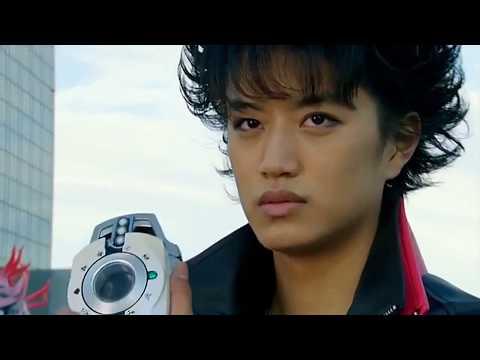 Kamen Rider VS Super Sentai Battle Sceen
