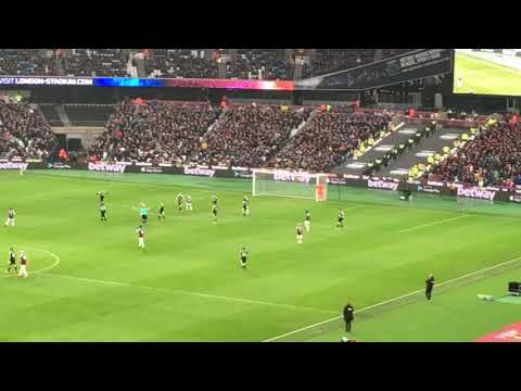 West Ham v Bournemouth highlights 20th January 2018