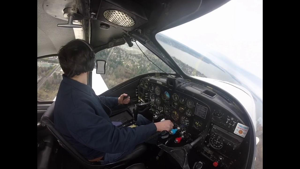 PAE-4WA9 In Ryan Navion L-17