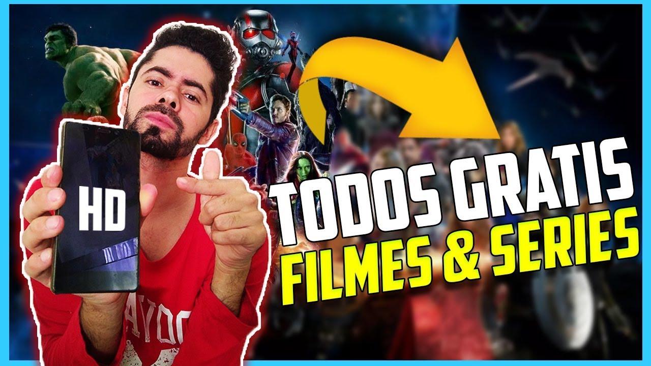 LANÇAMENTO! TOP 3 Melhores APPS para Assistir FILMES e SERIES NO ANDROID 2019