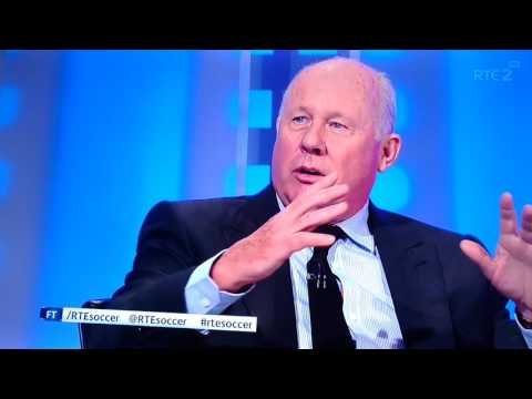 Liam Brady the italians never rest on their laurels