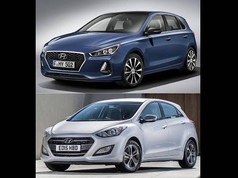 2017 Hyundai i30 vs 2015 Hyundai i30