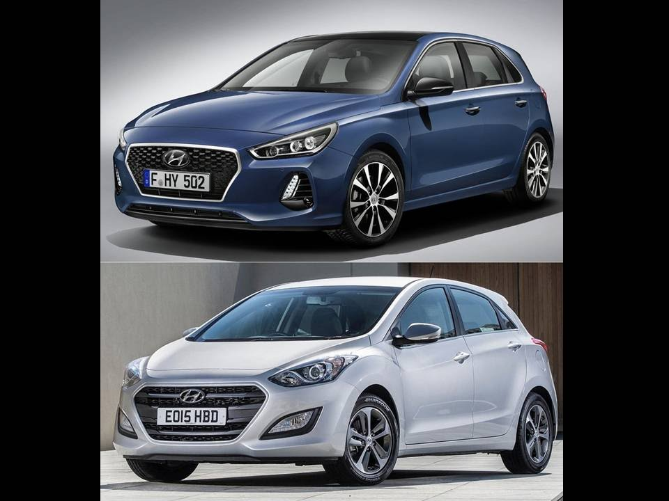 2017 hyundai i30 vs 2015 hyundai i30 youtube. Black Bedroom Furniture Sets. Home Design Ideas