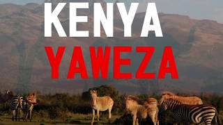 Kenya Oh Kenya - Lyrics video - www.delivery.go.ke - song -(Kenya Yaweza)