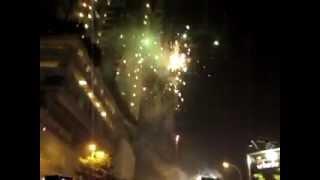 Wonderful new year firework Thumbnail