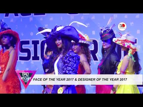 Designer Of The Year 17, Face Of The Year 17, Fashion Designing Contest, Beauty pageant.