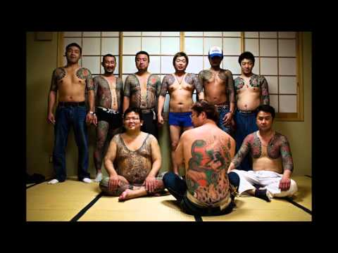 Yakuza Gang Tattoo's