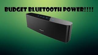 Zealot S12 Budget Bluetooth Speaker!Powerful!
