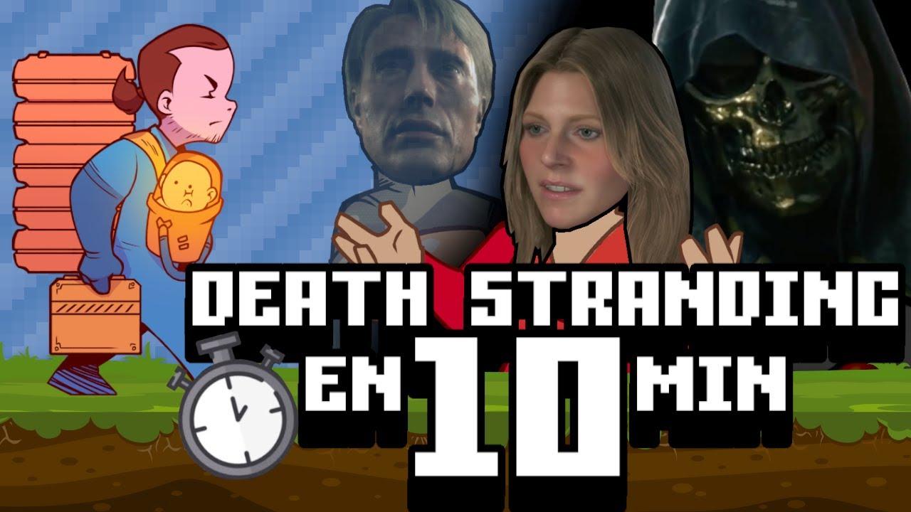 La Historia de Death Stranding en 10 minutos thumbnail