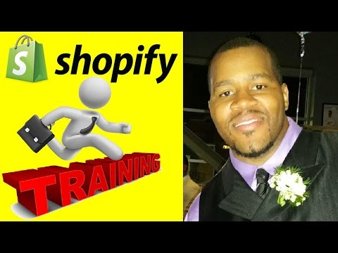 Shopify Tutorial  Drop shipping From Aliexpress To Shopify  With Oberlo thumbnail