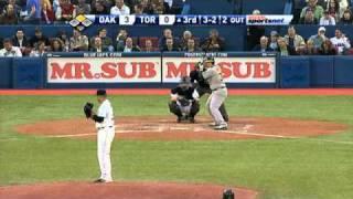 OAK@TOR: Romero fans six over six strong frames.