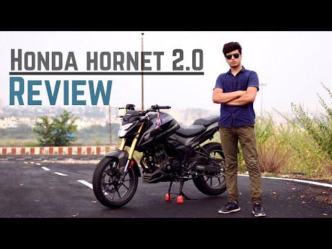 Honda Hornet 2.0 Detailed Review   SR Motoworld