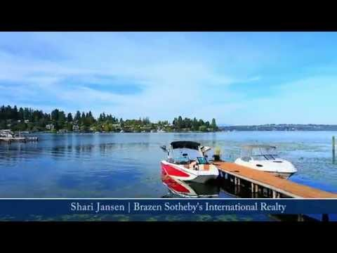 4507 Lake Wa. Blvd NE, Kirkland | Luxury Waterfront Living in Kirkland