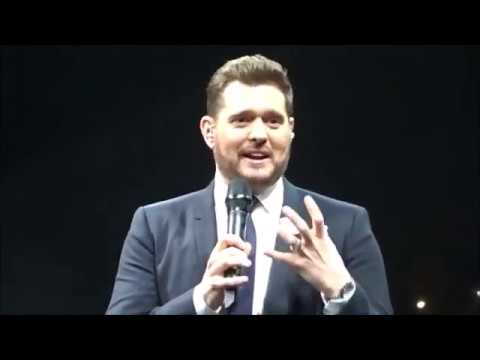 Michael Buble - Tour 2019 - Talking Sticks Resorts Arena-- Phoenix, Arizona -- 3/29/2019