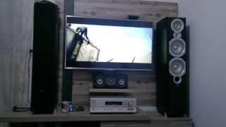 Dolby Atmos Sound Onkyo TX-SR501 6.1Channel