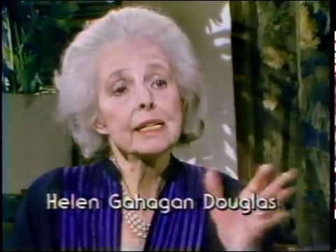 Helen Gahagan Douglas1979 TV ,