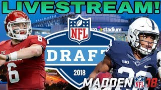 2018 NFL Draft Pre-Draft Hype!!!!!! (Dis draft doodoo) Road to 1k subscribers!?