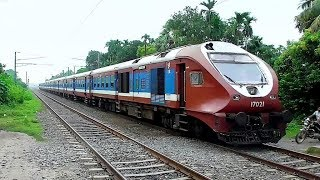 Mega DEMU+MEMU+LHB+ICF+EMU Trains ALL in ONE Compilation of Indian Railways