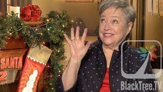 KATHY BATES revealing interview for BAD SANTA 2