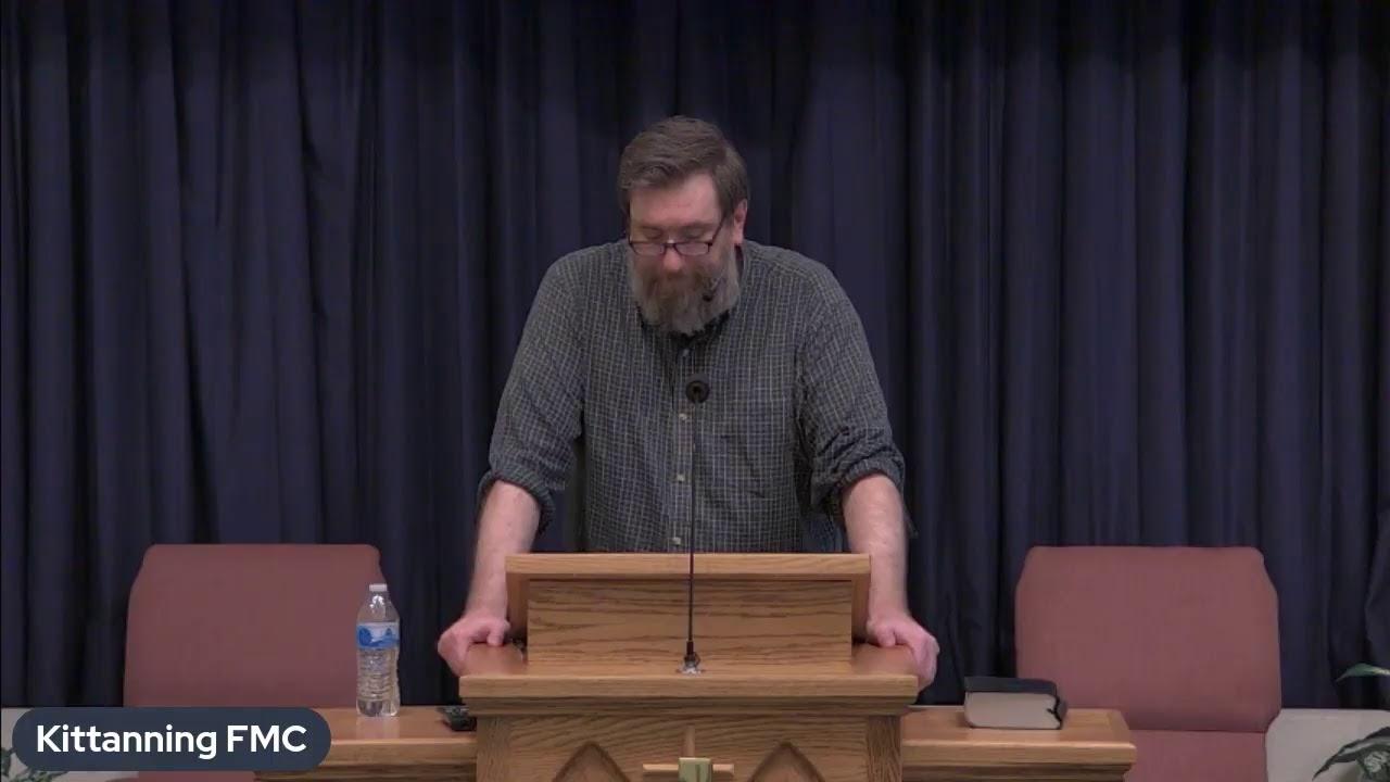 Worship Service: 4-11-2021