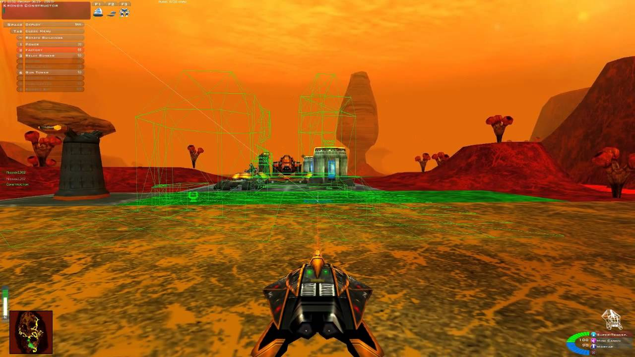 Fr battlezone 2 mission 13 part1 payback hd 720p for Battlezone 2