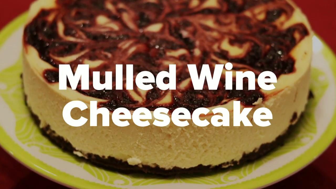 Mulled Wine Cheesecake Recipe Youtube Rh Com Dessert Birthday Cake Vineyards